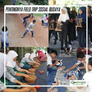 Field Trip Sosial Budaya Edukasi Anak Lewat Sejarah