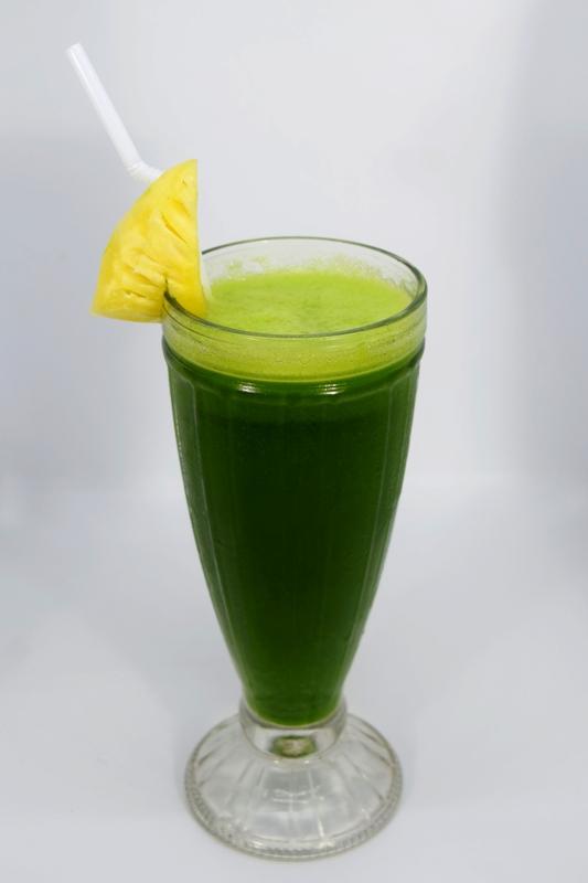 Minuman Kesehatan Jus Pokcoy Nanas